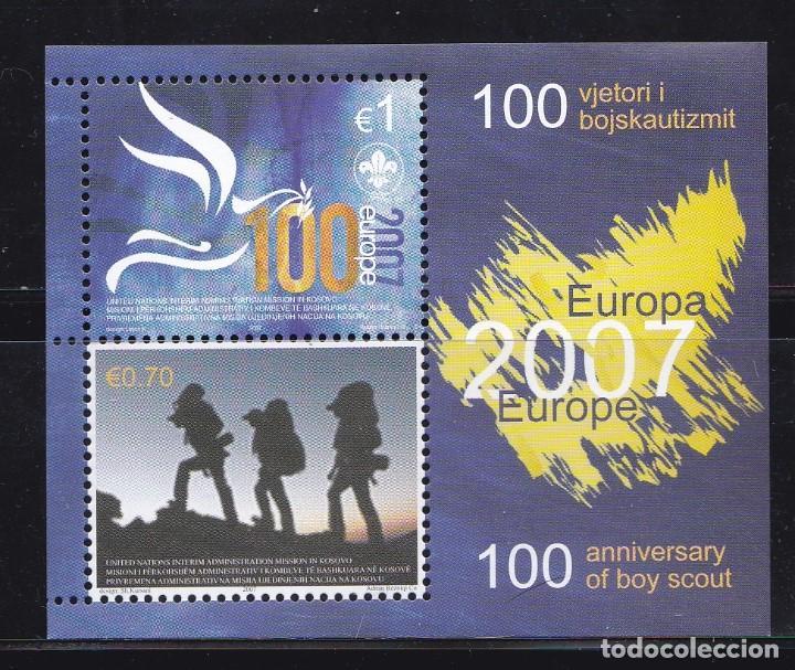EUROPA403 KOSOVO 2007 NUEVO ** MNH (Sellos - Temáticas - Europa Cept)