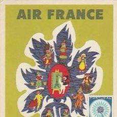 Sellos: PORTUGAL & MAXI, CEPT EUROPA, AIR FRANCE, LA RED MÁS GRANDE DEL MUNDO, LISBOA 1964 (13). Lote 262813175