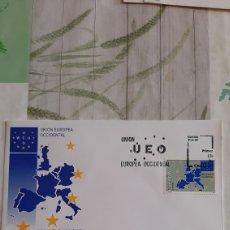 Sellos: 1994 ESPAÑA EDIFIL 3324 SFC 877 UNIÓN EUROPEA MATASELLOS FILATELIA COLISEVM COLECCIONISMO. Lote 263062790
