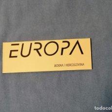 Timbres: EUROPA CEPT SELLOS BOSNIA HERCEGOVINA AÑO 2003 CARNET NUEVOS ***. Lote 275614933