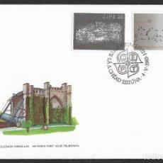 Sellos: IRLANDA - SPD. EUROPA 1983 DEFECTUOSO. Lote 287048468