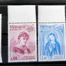 Sellos: SERIE EUROPA CEPT 1975 MONACO 3 SERIES. Lote 287830928
