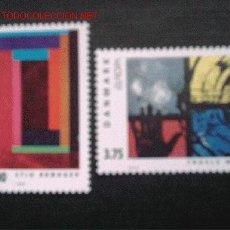 Sellos: DINAMARCA Nº YVERT 1055/6. AÑO 1993. Lote 761698
