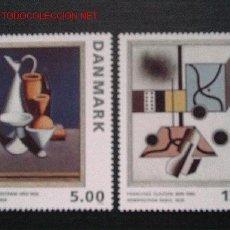 Sellos: DINAMARCA Nº YVERT 1071/2. AÑO 1993. Lote 26053316