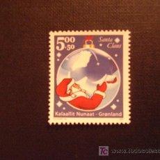 Sellos: GROENLANDIA Nº YVERT 381*** AÑO 2003. NAVIDAD. PAPA NOEL. Lote 240952810