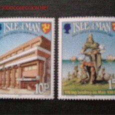 Sellos: ISLA DE MAN Nº YVERT 237/8. AÑO 1983. Lote 1452559