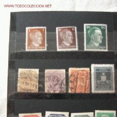 Sellos: SELLOS ALEMANIA III REICH. Lote 13307742