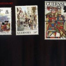 Sellos: GUERNSEY GUERSEY. Lote 2678804
