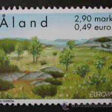 Sellos: ALAND 1999 EUROPA CEPT YVERT 156. Lote 10433461