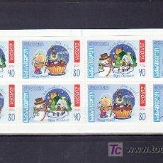 Sellos: GEORGIA AÑO 2003 CARNET SIN CHARNELA, TEMA EUROPA 2003, EL ARTE DEL CARTEL, NAVIDAD, . Lote 11323862