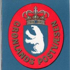 Sellos: GROENLANDIA AÑO 1978 COMPLETO NUEVO*** EN CARPETA OFICIAL ANUAL (VER FOTOS) - CZ SLANIA. Lote 26335505