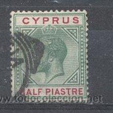 Sellos: CHIPRE, 1903, Y&T.34, . Lote 21436848