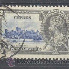Sellos: CHIPRE, 1935, Y&T.127. Lote 21436972