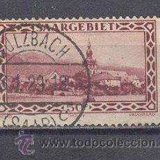 Sellos: SARRE- 1927- YVERT TELLIER 113. Lote 22796898