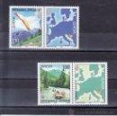 Sellos: BOSNIA-HERZEGOVINA SERBIA-PALE 278/9 SIN CHARNELA, TEMA EUROPA, LAS VACACIONES . Lote 24302257