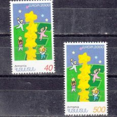 Sellos: ARMENIA 330/1 SIN CHARNELA, TEMA EUROPA, . Lote 26689151