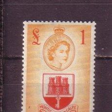 Sellos: GIBRALTAR 143*** AÑO 1953 - ESCUDO DE GIBRALTAR. Lote 32869919