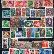 Sellos: HUNGRIA-RUMANIA-POLONIA-FIUME. Lote 34506129