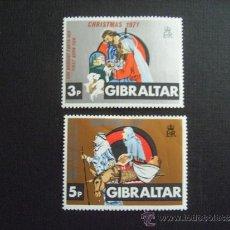 Sellos: GIBRALTAR Nº YVERT 279/0*** AÑO 1971. NAVIDAD. Lote 35350405