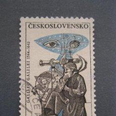 Sellos: SELLO DE CHECOSLOVAQUIA - AÑO 1964 - CESKOSLOVENSKO - CIRCULADO.. Lote 38207647