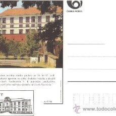 Sellos: REPUBLICA CHECA ENTERO POSTAL 3 KC 1995 1996 SC. Lote 38421598