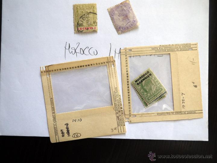 Sellos: LOTE VARIOS PAISES MARRUECOS, NNUU, OTROS - Foto 2 - 49275080