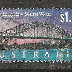 Sellos: LOTE X-SELLOS SELLO AUSTRALIA PUENTE. Lote 94596746