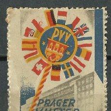 Sellos: CHECOSLOVAQUIA - 1930 - VIÑETA - MNH. Lote 50476736