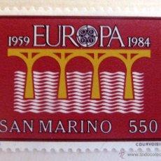 Sellos: SELLOS SAN MARINO 1984. NUEVO.. Lote 50572068