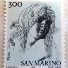 Sellos: SELLOS SAN MARINO 1976. NUEVO.. Lote 50572260