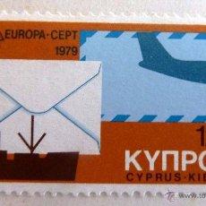 Sellos: SELLOS CHIPRE 1979. NUEVO. EUROPA CEPT.. Lote 50598342