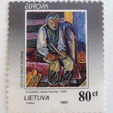 Sellos: SELLOS LITUANIA 1993. NUEVO. EUROPA.. Lote 50955231
