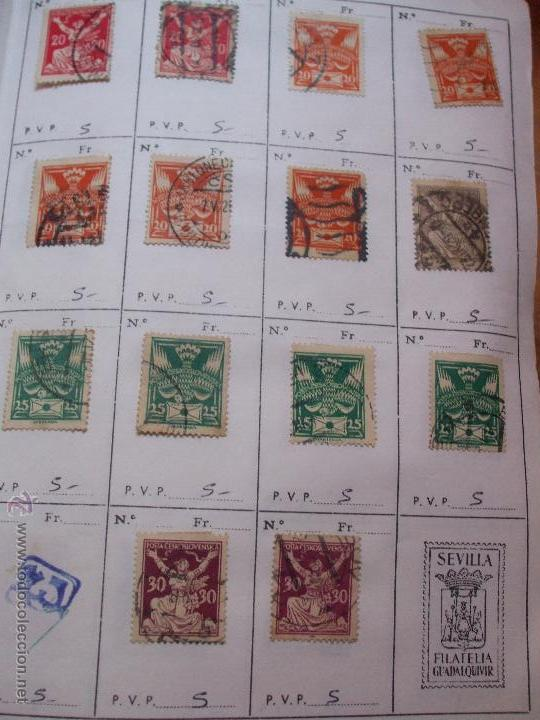 Sellos: .checoslovaquia 8 libretas aproximadamente 1540 sellos clasificados, diversas calidades + fotos - Foto 11 - 51002279