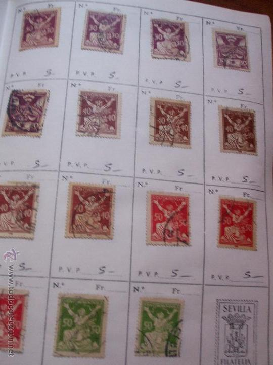 Sellos: .checoslovaquia 8 libretas aproximadamente 1540 sellos clasificados, diversas calidades + fotos - Foto 12 - 51002279