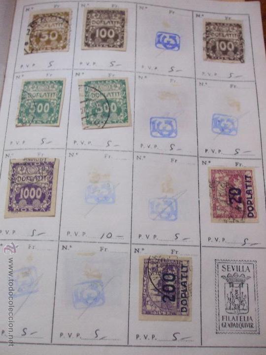 Sellos: .checoslovaquia 8 libretas aproximadamente 1540 sellos clasificados, diversas calidades + fotos - Foto 131 - 51002279