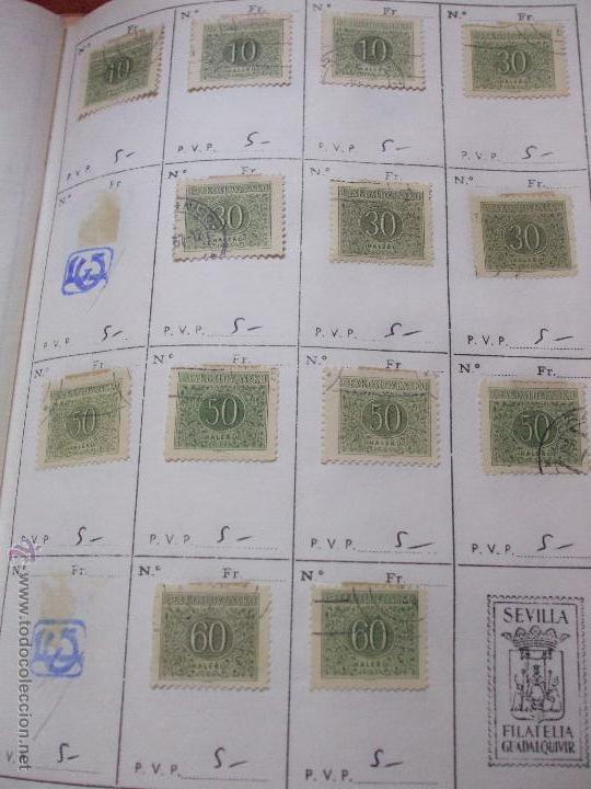 Sellos: .checoslovaquia 8 libretas aproximadamente 1540 sellos clasificados, diversas calidades + fotos - Foto 137 - 51002279