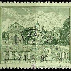 Sellos: ESTONIA 1993- YV 0233. Lote 51761879