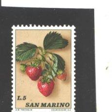 Sellos: SAN MARINO 1973 - YVERT NRO. 841 - NUEVO. Lote 54608996