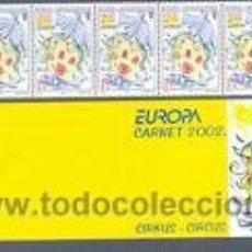 Sellos: BOSNIA 2002 EUROPA CARNET NUEVO LUJO COMPLETO CIRCO MNH *** SC. Lote 54686319