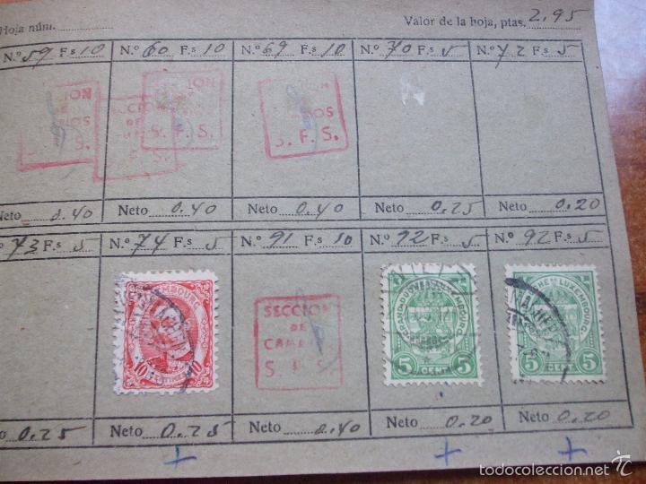 Sellos: .lote paises europa 274 sellos ordenados en libretas(7), diversas calidades, + fotos - Foto 24 - 55095488
