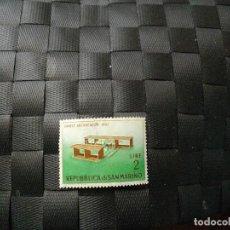 Sellos: BONITO SELLO DE LA REPUBLICA DE SAN MARINO EL DE LA FOTO VER TODOS MIS LOTES DE SELLOS. Lote 61898040