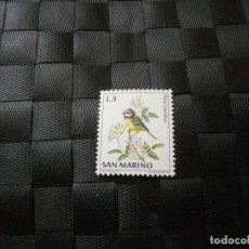 Sellos: BONITO SELLO DE LA REPUBLICA DE SAN MARINO EL DE LA FOTO VER TODOS MIS LOTES DE SELLOS. Lote 61898904
