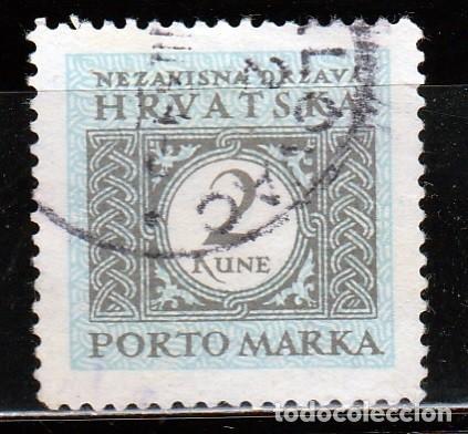 1942. CROACIA. PORTO MARKA*,MH (Sellos - Extranjero - Europa - Otros paises)