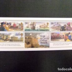 Sellos: GUERNSEY GUERNESEY 1993 YVERT Nº BLOC 24 ** MNH. Lote 69881353