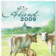 Sellos: [CF9020] ISLAS ALAND 2009, CARPETA ANUAL (MNH). Lote 80338697