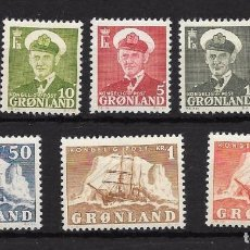Sellos: GROENLANDIA . Lote 94550587