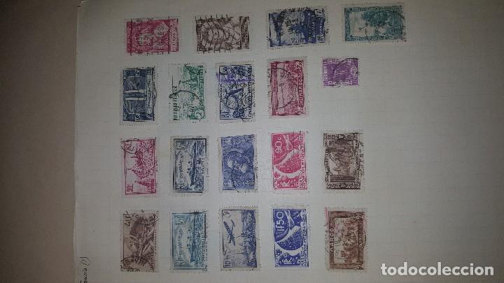 Sellos: Gran coleccion album sellos particular muchos paises.usados.lote. - Foto 11 - 101516811