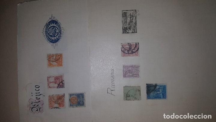 Sellos: Gran coleccion album sellos particular muchos paises.usados.lote. - Foto 13 - 101516811