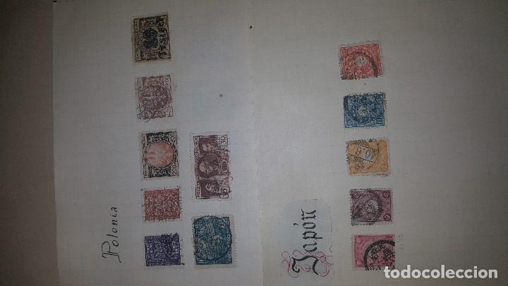 Sellos: Gran coleccion album sellos particular muchos paises.usados.lote. - Foto 15 - 101516811
