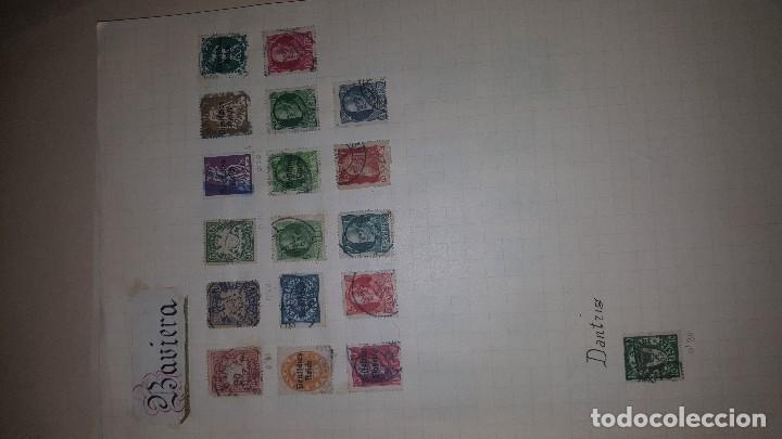 Sellos: Gran coleccion album sellos particular muchos paises.usados.lote. - Foto 17 - 101516811